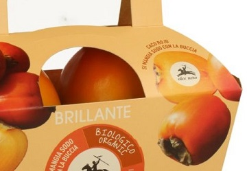 Brio sempre più green: per le mele Alce Nero arriva un nuovo pack 100% plastic free