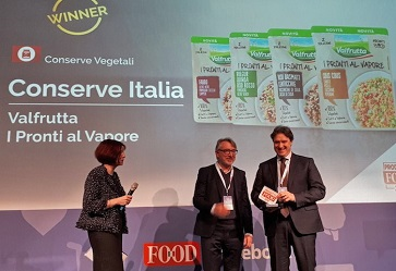 Valfrutta vince due premi all