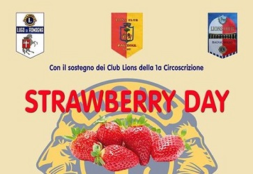 Tutti allo Strawberry Day
